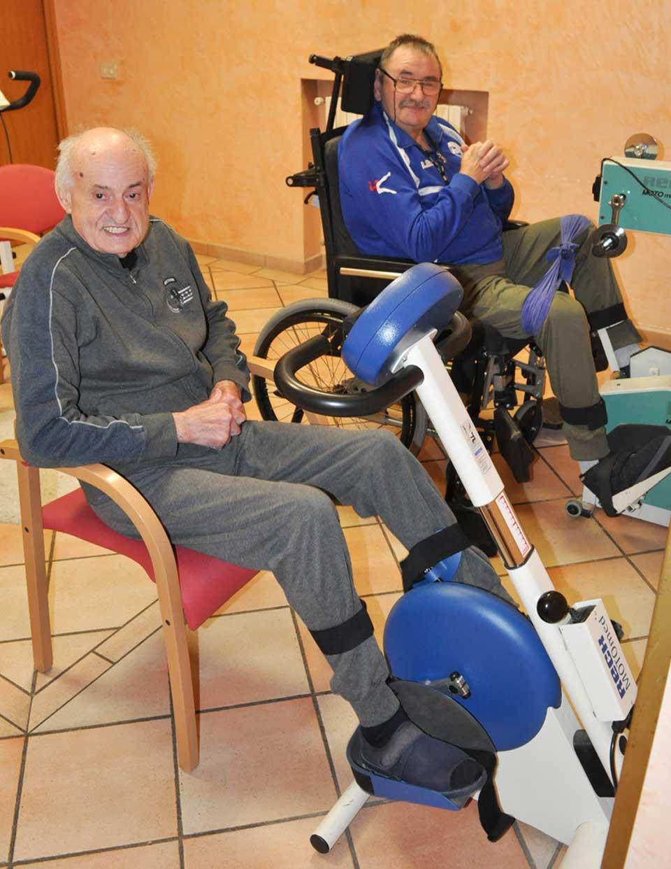 Fisioterapista Casa Tassoni