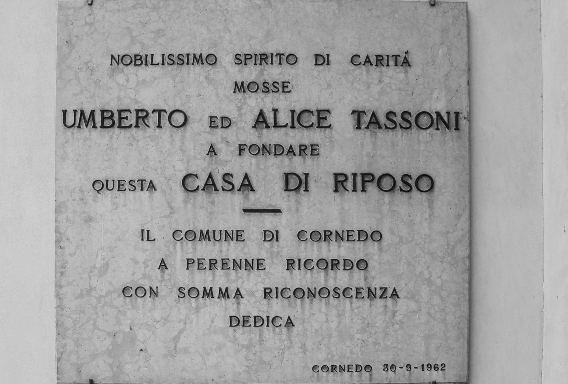 La storia di Casa Tassoni
